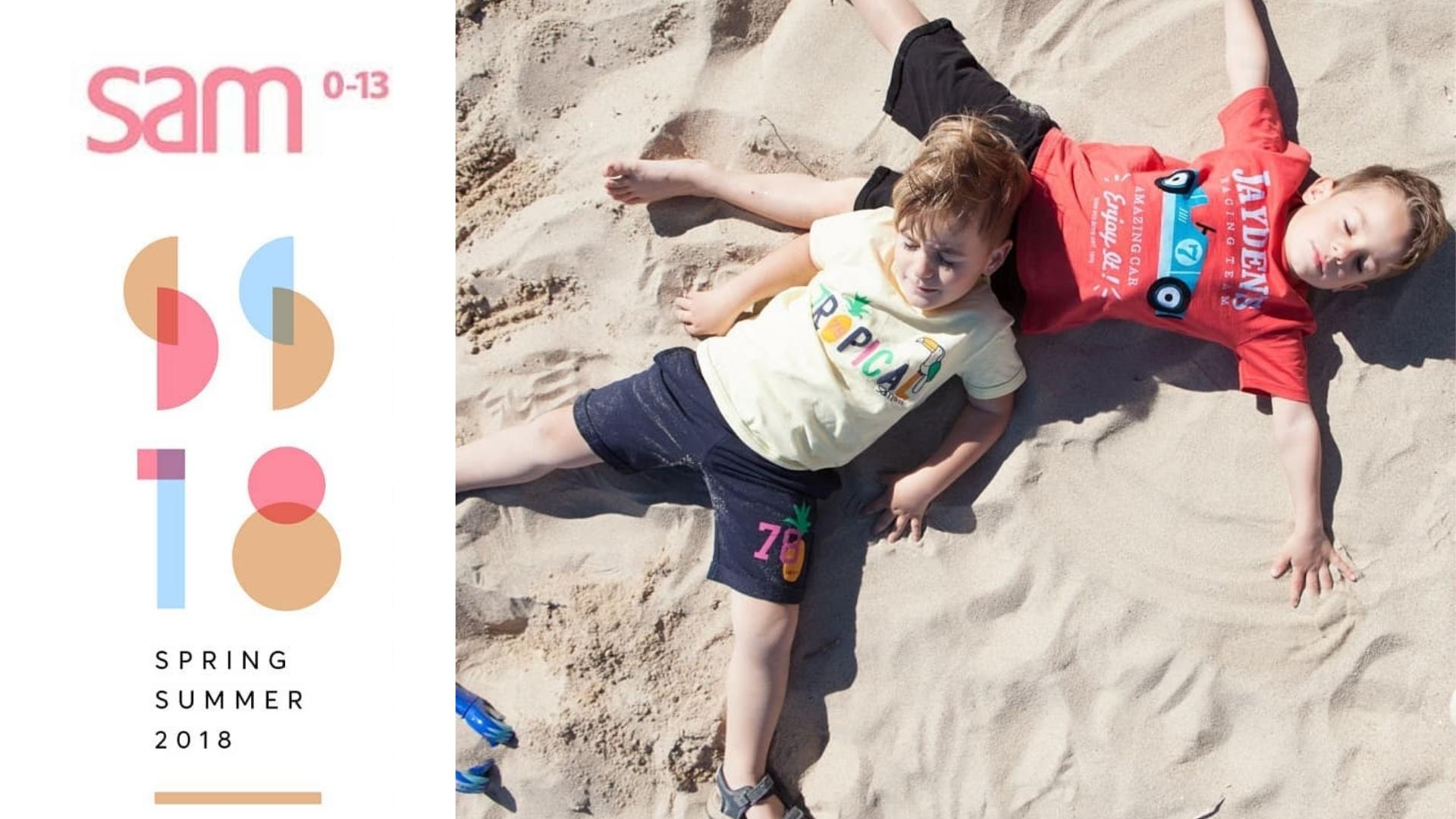 Τα must-have παιδικά ρούχα για ατελείωτο παιχνίδι θα τα βρείτε στο SAM 0-13! e6a30e20066